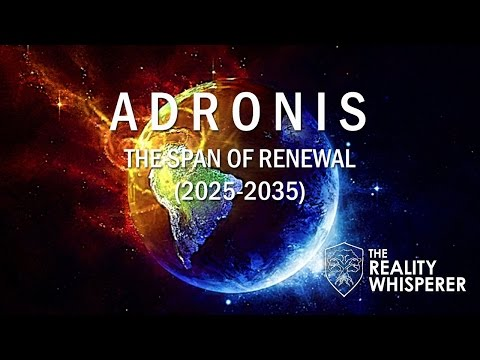 Adronis - The Span of Renewal (2025-2035)