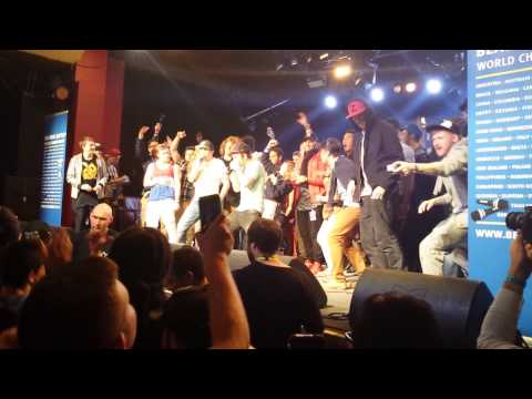 Napom and Alem Jam - Beatbox Battle World Championships 2015