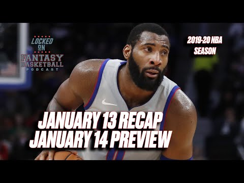 What Happened To Andre Drummond?    NBA Fantasy Basketball Recap
