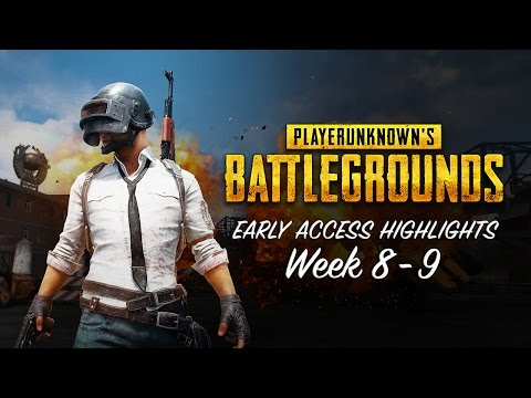 PLAYERUNKNOWN'S BATTLEGROUNDS - Early...