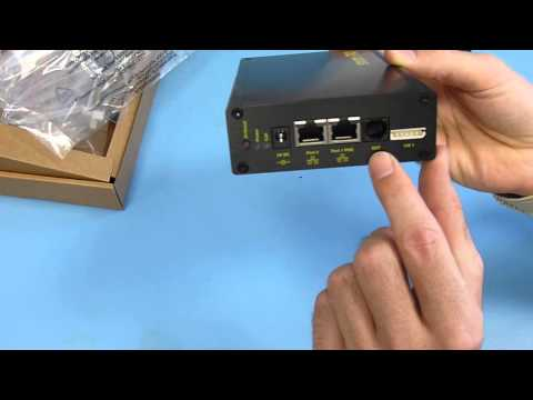 Snom PA1 Public Announcement By IP Telephone: Unboxing And Features