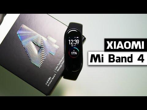 Xiaomi Mi Band 4 (Deutsch) - Was kann der neue 35 Euro Fitness-Tracker? thumbnail