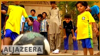 🇵🇰 World Cup 2018: Football fans of Karachi | Al Jazeera English