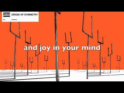 Muse - Bliss (Lyrics on Screen)
