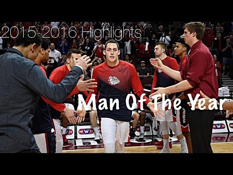 "Kyle Wiltjer ""Man Of The Year"" Gonzaga Mix 2015-2016 HD"