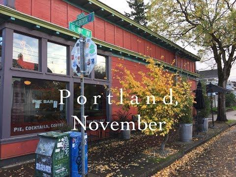 Portland November