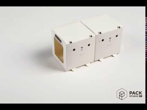 Индивидуальная упаковка 10x10x10 — PACK STUDIO UBI