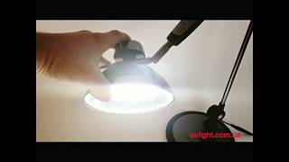 Настольная лампа led 10W, можно купить в интернет магазине svlight.com.ua(, 2017-06-17T10:09:22.000Z)