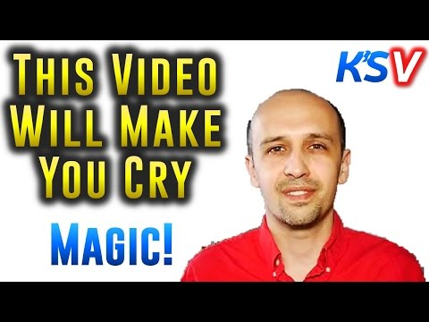 This  Will Make Your Day - You&39;ll Cry of Happiness - Real Magic In 7 Minutes