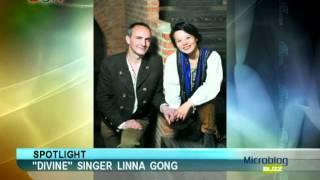 "Linna Gong Sings ""Alien"" Lyrics  -- Microblog Buzz: Feb. 22 -- BON TV China"