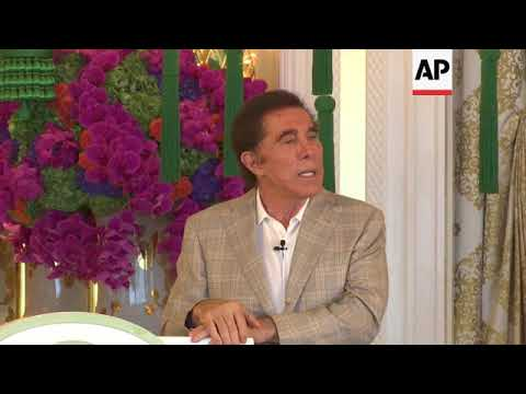 US Casino mogul Steve Wynn resigns as Republican finance chairman