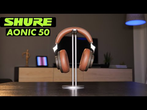 shure-aonic-50---kabellos-&-noise-cancelling-👌-|-zweiter-eindruck-(deutsch)
