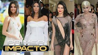 Las famosas no se arriesgaron en la alfombra roja de los MET Gala de Nueva York