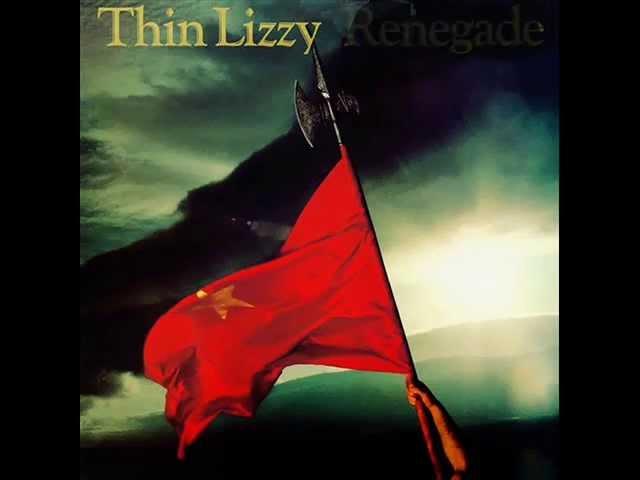 Thin Lizzy Renegade Chords - Chordify