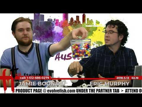 Talk Heathen 02.19 with Eric Murphy and Jamie Heathen