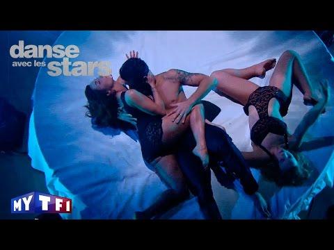 DALS S06 - Priscilla Betti, Christophe et Emmanuelle dansent une rumba sur ''Glory Box''