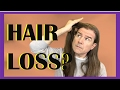 Hair Loss: Men's Long Hair