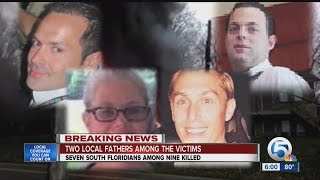 Friends and family mourn South Fla. victims of Ohio plane crash