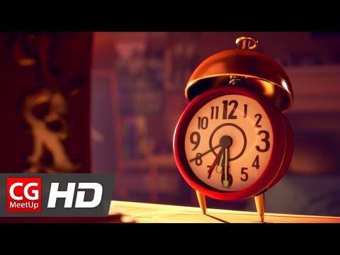 "CGI 3D Animated Short Film ""Clocky"" by ESMA | CGMeetup"