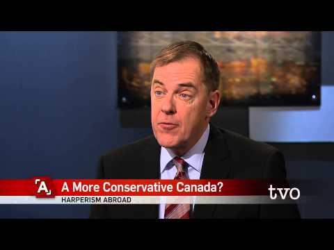 A More Conservative Canada?