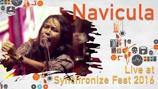 Navicula live at SynchronizeFest - 30 Oktober 2016