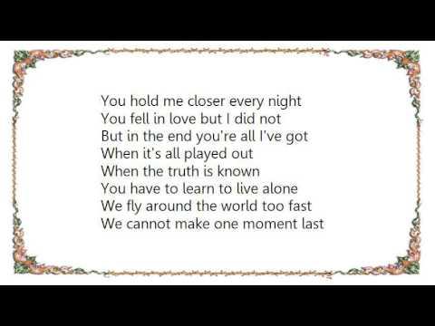 Jonathan Jackson – How You Learn To Live Alone Lyrics ...