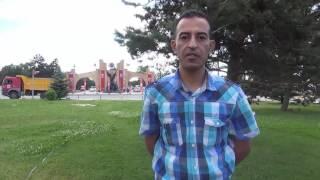 Uluslararası Öğrenciler Tecrübelerini Paylaşıyor (Tunusia)