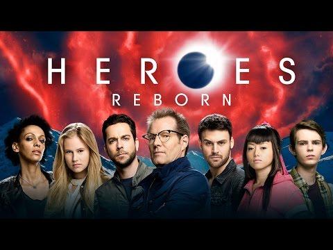 Heroes Reborn  HD