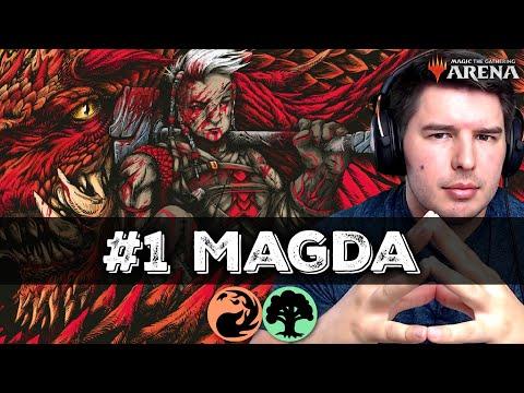 #1 MYTHIC MAGDA