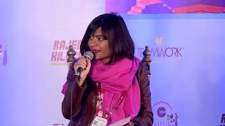 Ramesh Patange, Pragya Tiwari   Manuvad and Modernity   Jaipur Literature Festival