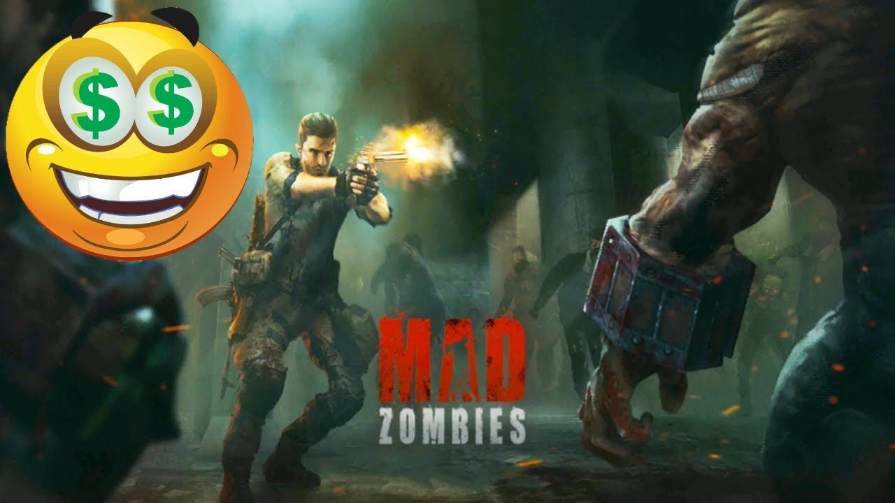 Zumbi Mad Zombies V 5 6 0 Mod Hack Dinheiro Infinito Unlimited
