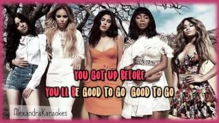 Fifth Harmony - That's My Girl (Karaoke/Instrumental)