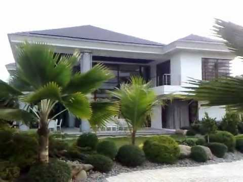 Modern rest house youtube for Small rest house designs in philippines