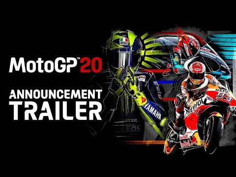 MotoGP™20 - Announcement Trailer