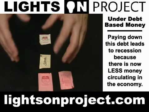 Debt Based Money - Lights On Project