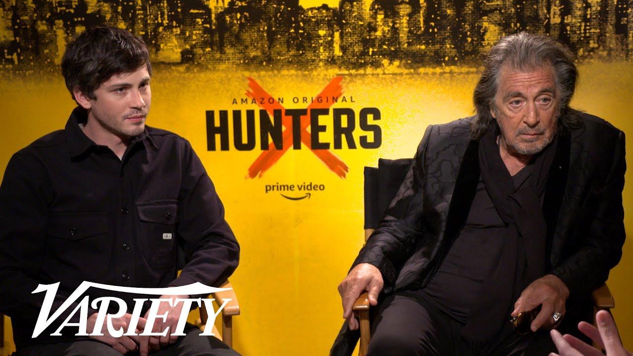 Al Pacino & the 'Hunters' Cast Discuss Anti-Semitism in America