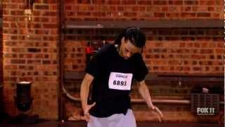 SYTYCD S09E01 - Hampton Williams