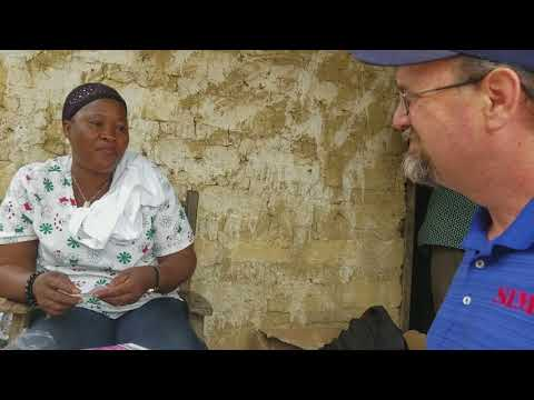 First Medical Clinic by Evangelical Church of Liberia near Palala