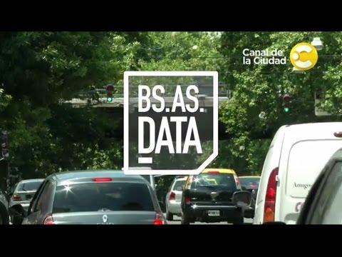 Los medios de transporte de la ciudad, en Bs. As. Data