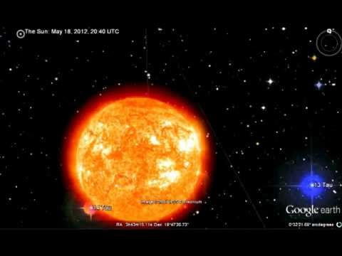 Giant Space Cables Found By The Sun ~ New Development
