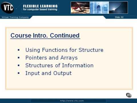 Beginners C and C++ Video Tutorial
