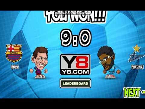 игра футбол на двоих с другом  2 серия