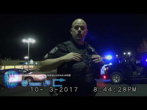 A chat with  Gresham Police Sargent Clay