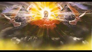 Glória glória anjos do céu cantam todos seu amor