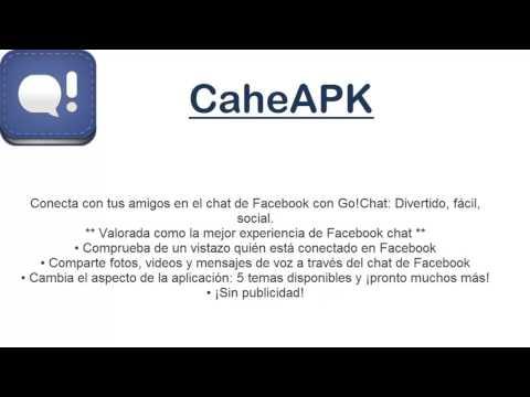 Go! Chat For Facebook Pro  Descargar APK - CaHe
