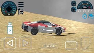 Jogos de carros de jogo de simulador de Ferrari