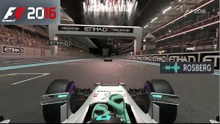 Top 10 Team Radio Formula 1 Game 2016 [HD]