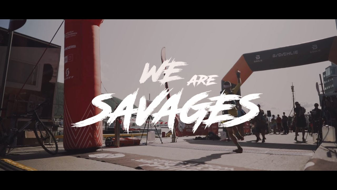 Download WE ARE SAVAGES - THE 2019 SKYRUNNER WORLD SERIES