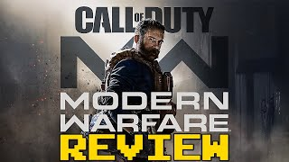 Call of Duty: Modern Warfare Review (Video Game Video Review)