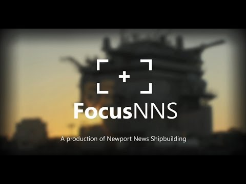 Focus NNS: Enterprise (CVN 80) Steel, Master Shipbuilders and 2017 Year in Review